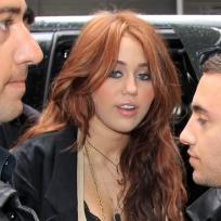 What do you think of Miley's light red hair color?
