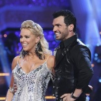 Tony Dovolani and Kate Gosselin Picture