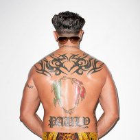 Pauly-d-tattoos