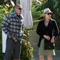 Pink and Carey Hart Picture