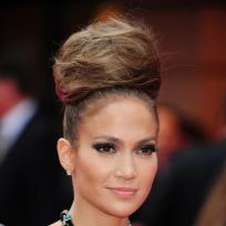 What do you think of J. Lo's High Hair?
