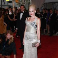 Gwen on the red carpet
