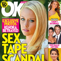 Kendra Wilkinson Sex Tape Cover