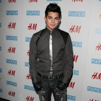 Adam on the Red Carpet