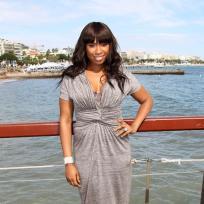 Jennifer Hudson at Cannes