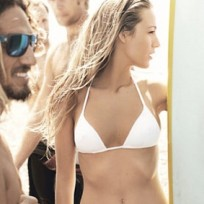 A blake lively bikini photo