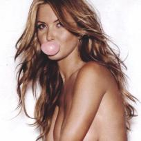 Audrina Topless Image