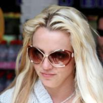Britney Not Too Happy