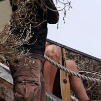 Lindsay Lohan Ankle Monitor