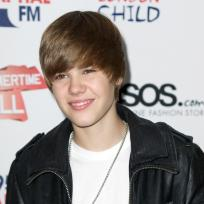Justin in England