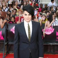 What do you think of Adam Lambert's hair?