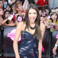 Who looked better on the red carpet: Nina Dobrev or Shenae Grimes?