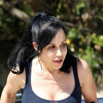 Nadya Suleman, Huge Breasts