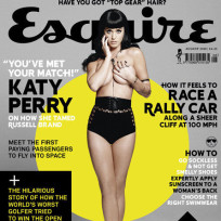 Katy perry esquire cover