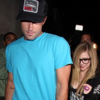 Brody jenner avril lavigne tattoo