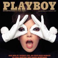 Crista Flanagan on Playboy
