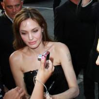 Angelina the Autographer