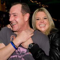 Mike Lohan and Kate Major