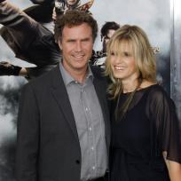 Will-ferrell-and-wife