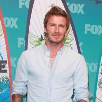 Becks at the tcas