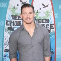Who looked better at the TCAs, Channing Tatum or David Beckham?