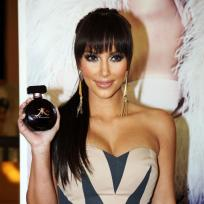 Do you like Kim Kardashian with bangs?