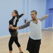 Bristol Palin and Mark Ballas Picture