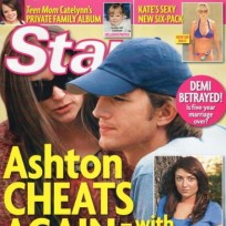 Do you believe Ashton Kutcher cheated on Demi Moore?