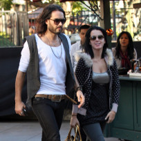 Russell Brand, Katy Perry Pic