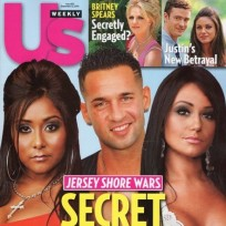 Secret Jersey Shore Fights