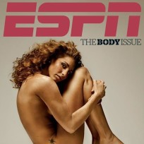 Should female athletes pose nude?