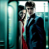 Harry and Hermione Poster