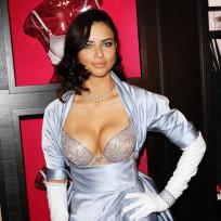 Lima in a bra
