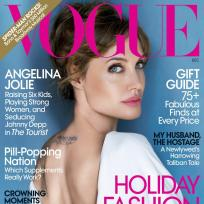 Angelina Jolie Vogue Cover