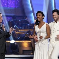 Maksim Chmerkovskiy and Brandy Pic