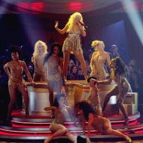 DWTS Performance Pic