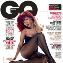 GQ Rihanna Cover