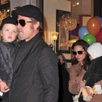 Brangelina and the Twins!