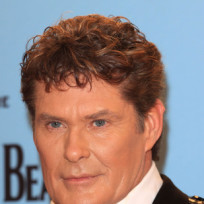 Its the hoff