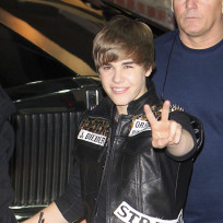 Peace from Biebs