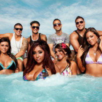 Jersey Shore Season Three Cast