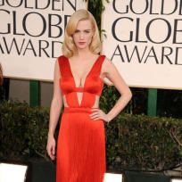 Whose dress did you like better at the Golden Globes?