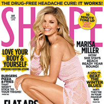 Marisa Miller Shape Cover