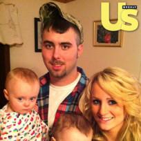 Leah Simms, Family