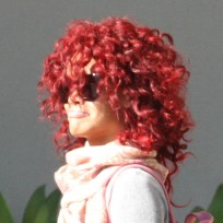 Rihanna as Sideshow Bob