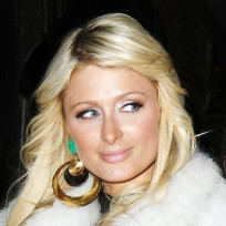 Paris Hilton Head Shot
