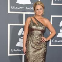 Miranda Lambert at the Grammys