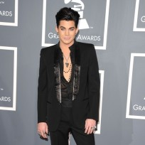Who rocks his/her poof better: Adam Lambert or Kourtney Kardashian?