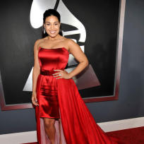 Jordin Sparks at the Grammys