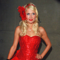 Paris Hilton Birthday Party Pic